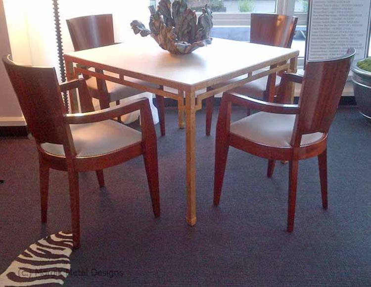 custom_steel_dining_table_bw