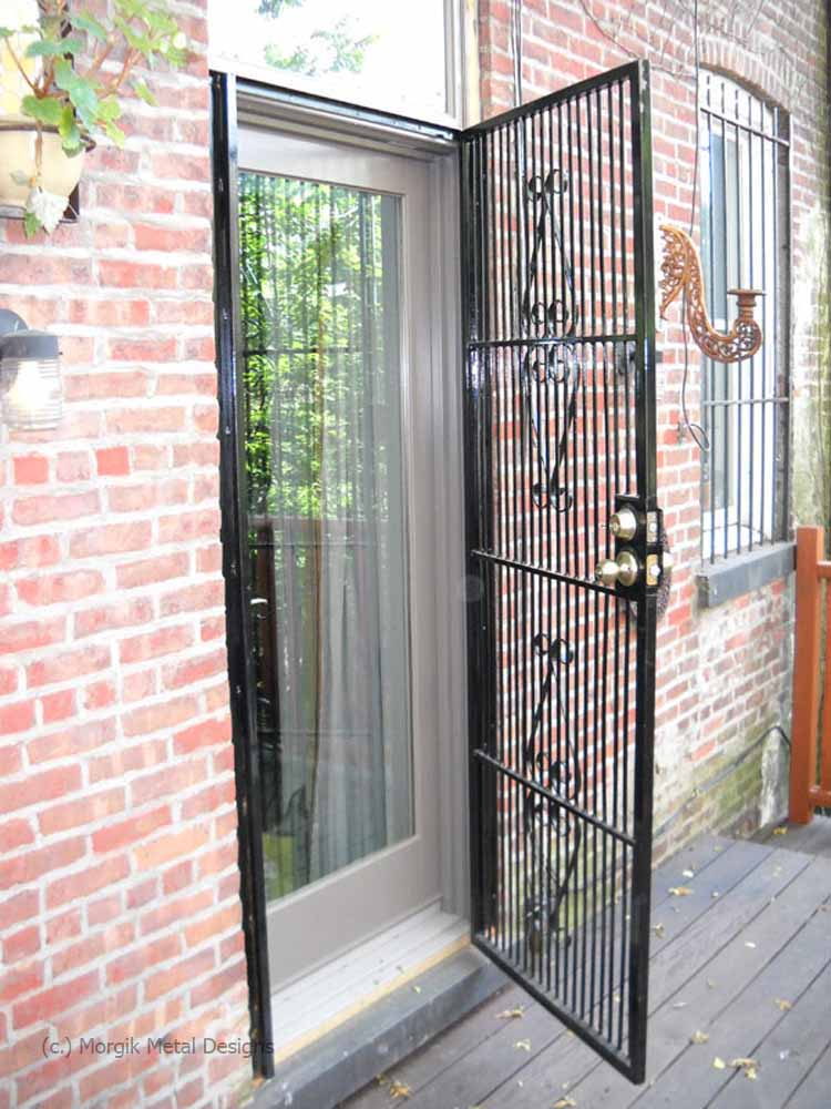 Custom DQ Door Gate & Custom Doors | Gates u2013 Morgik
