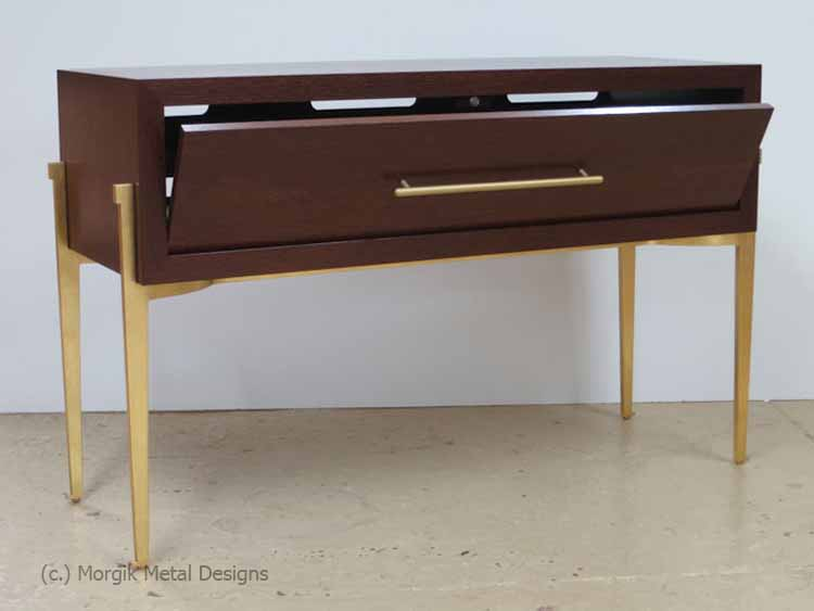 sj custom console table console u0026 foyer table